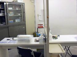 HIV検査採血